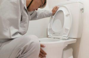 トイレトラブルでこんなつまりの時はどうする?