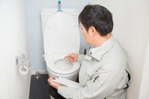 トイレからチョロチョロと水漏れの音がしたら注意!